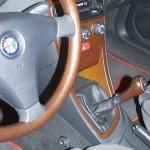 Alfa Romeo 156 stiftes váltózár (fotó)