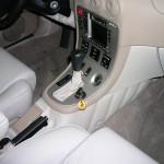 Alfa Romeo 166 automata/szekvenciális váltózár (fotó)