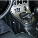 Alfa Romeo 166 manuális váltózár (fotó)