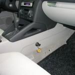 Audi A3 automata váltózár (fotó)