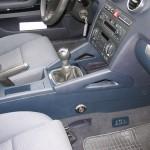 Audi A3 manuális váltózár (fotó)