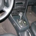 Audi A4 automata váltózár (fotó)