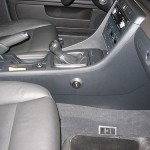 Audi A4 manuális váltózár 2004-2007-ig (fotó)
