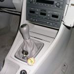 Audi A4 manuális váltózár 2004 előtt (fotó)