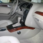 Audi A4 multitronic váltózár 2008-tól (fotó)