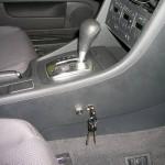Audi A4 multitronic stiftes váltózár (fotó)