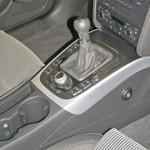 Audi A5 manuális váltózár (fotó)