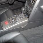 Audi A6 tiptronic váltózár 2004-től (fotó)