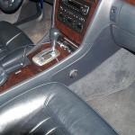 Audi A8 tiptronic váltózár (fotó)