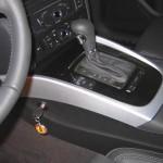 Audi Q5 automata/tiptronic váltózár (fotó)