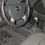 Chevrolet Aveo automata váltózár (fotó)