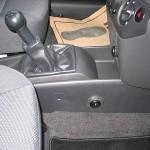 Chevrolet Aveo váltózár (fotó)