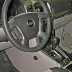 Chevrolet Captiva automata váltózár 2012-től (fotó)