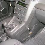 Chevrolet Captiva váltózár (fotó)