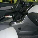 Chevrolet Cruze manuális váltózár (fotó)