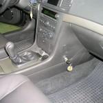 Chevrolet Epica manuális váltózár (fotó)