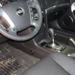 Chevrolet Epica tiptronic váltózár (fotó)